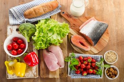 alimentacion saludable para tratar el acne